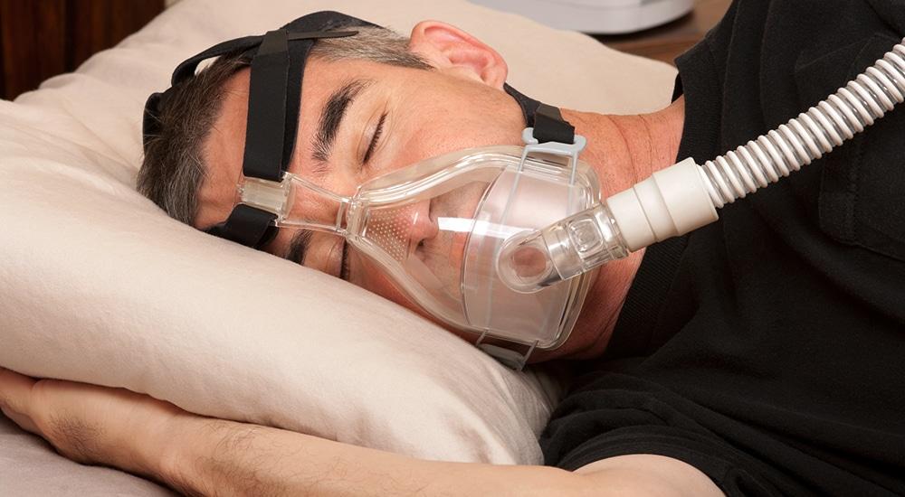 Helping Veterans with sleep apnea