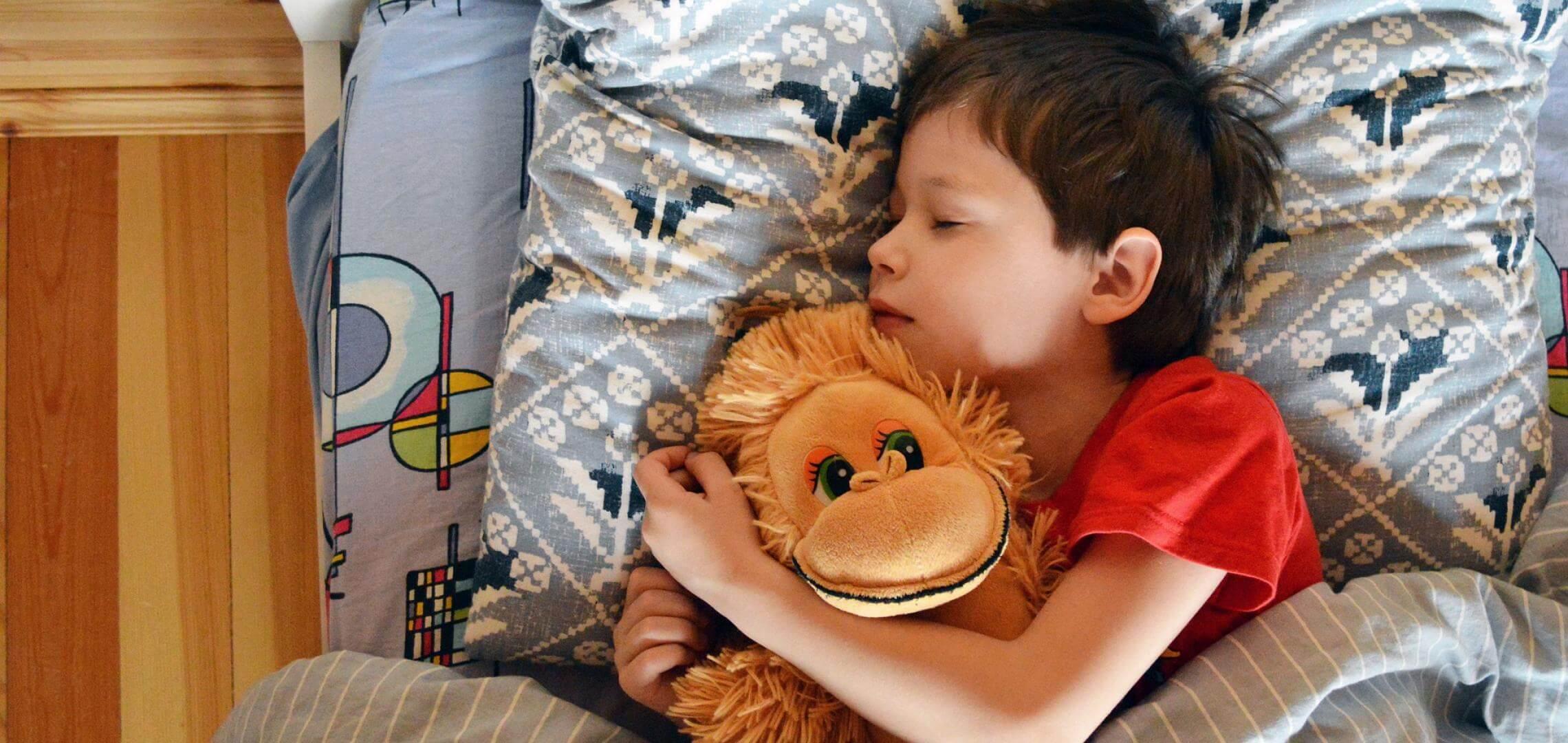Getting kids on a regular sleep schedule after virtual year